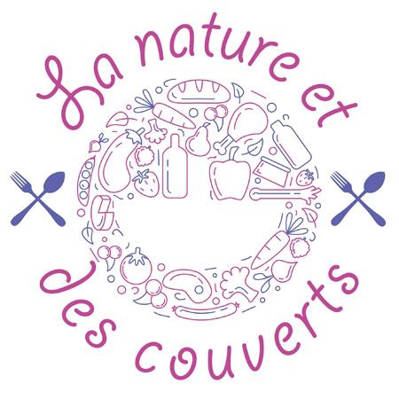 logo La nature et des couverts