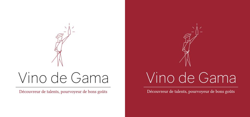 Logo Vino de Gama
